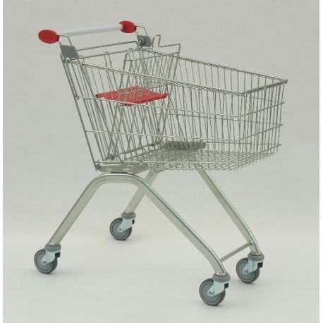 wózki sklepowe