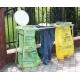 Stojak do segregacji śmieci