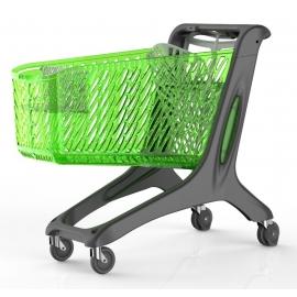 Wózek sklepowy MAXI 210L Basic