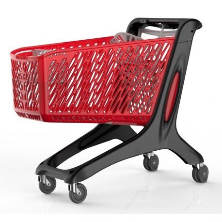 Wózek sklepowy MIDI 160L Eko