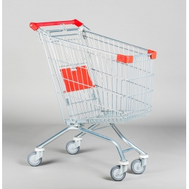 Wózek sklepowy KIFATO MEC
