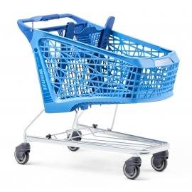 Wózek sklepowy SALSA