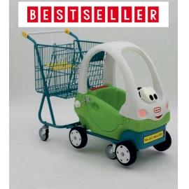 Samochodzik dziecięcy KID – CAR 110 S (z siedzeniem)
