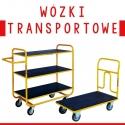 Wózki transportowe w wersji klasycznej i specjalistycznej