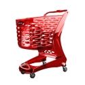 Wózek sklepowy MINI 80L Glamour