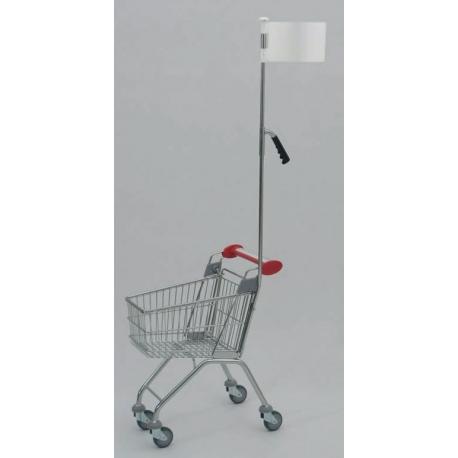 Wózek sklepowy dziecięcy AVANT Mini 20