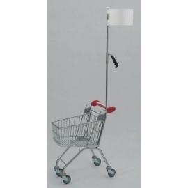 Maszt z chorągiewką do wózka AVANT Mini 20