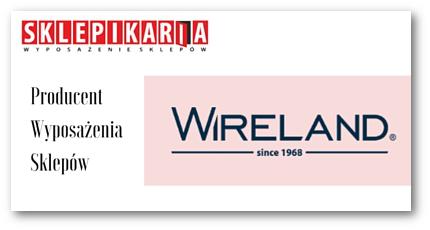 Producent wyposażenia sklepów Wireland