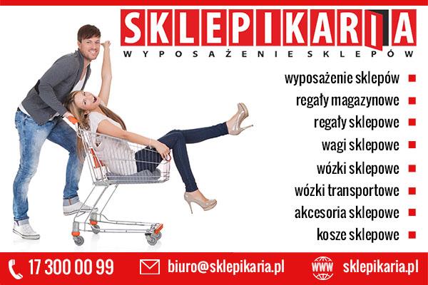 Wyposażenie sklepów Łódź